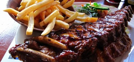 Barbecue Ribs Special