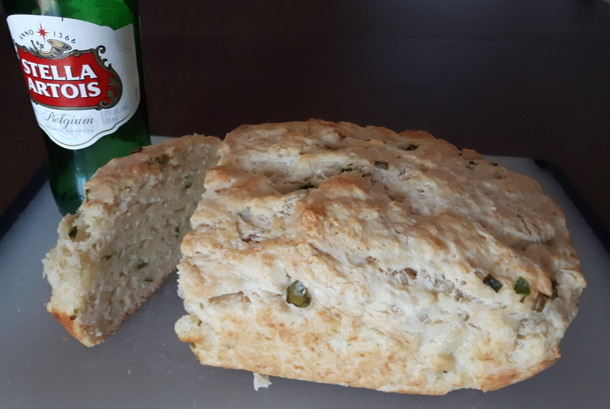 Beer Bread Montana